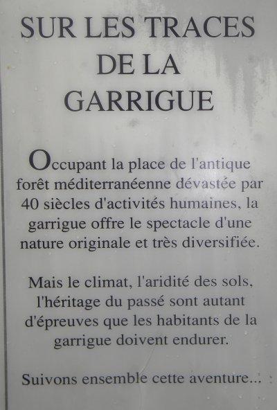 La Garrigue et ses Secrets