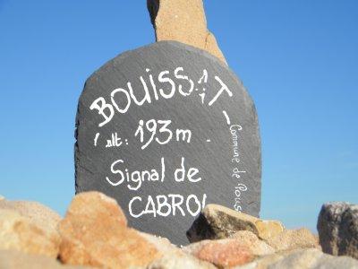 "Bouissat "" signal de Cabrol """