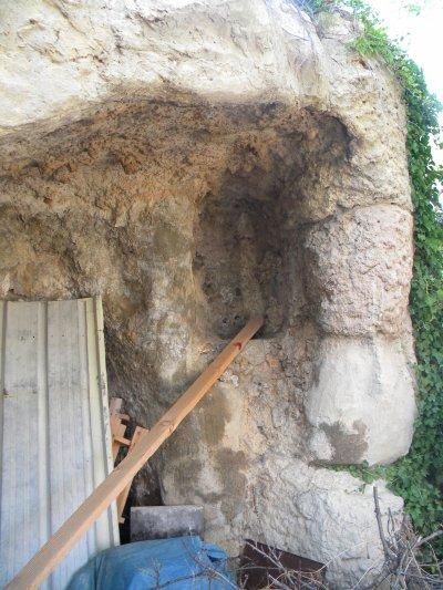"""La reproduction de """"la Grotte de Lourdes"""" à Frontignan en VIP"""