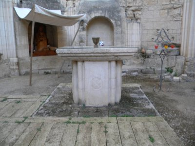 Force Télurique, Abbaye de Saint Felix