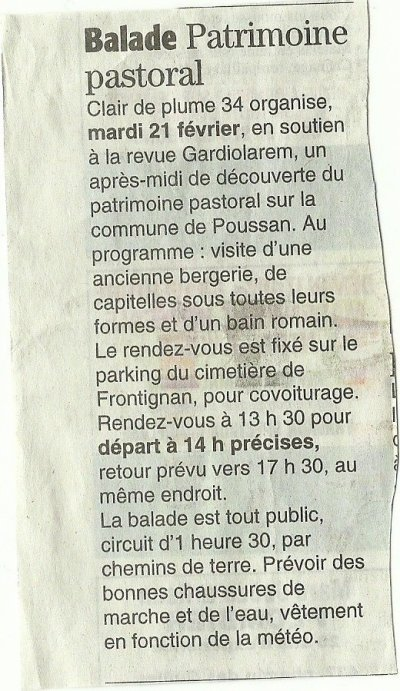 """Gardiolarem fete le """"Mardi Gras"""" en Garrigue"""