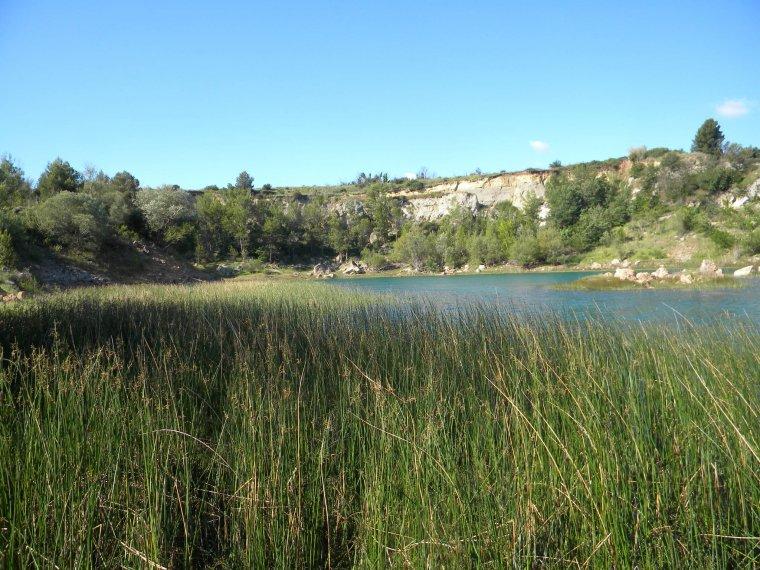 """Le Secret du"""" Lac de Comballier"""""""