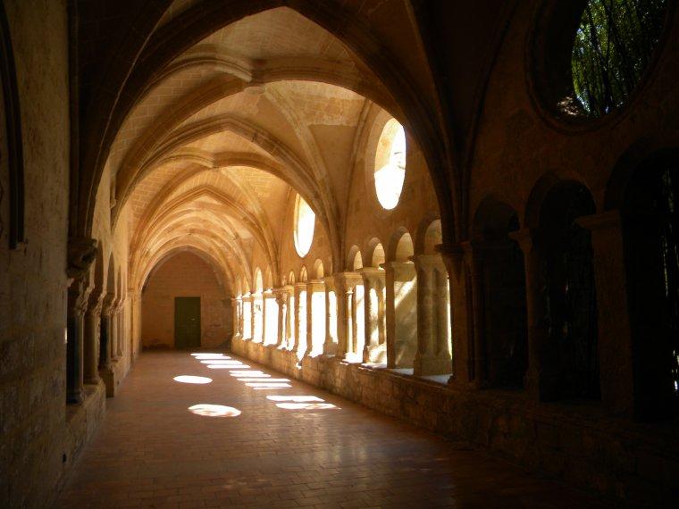 Zom sur L'Abbaye de Valmagne