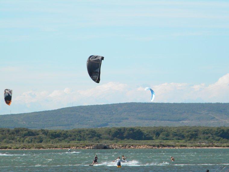 Entre Pierres et KiteSurf