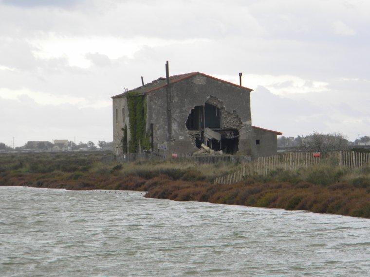 Entre Pierres et Salin du Midi à Frontignan