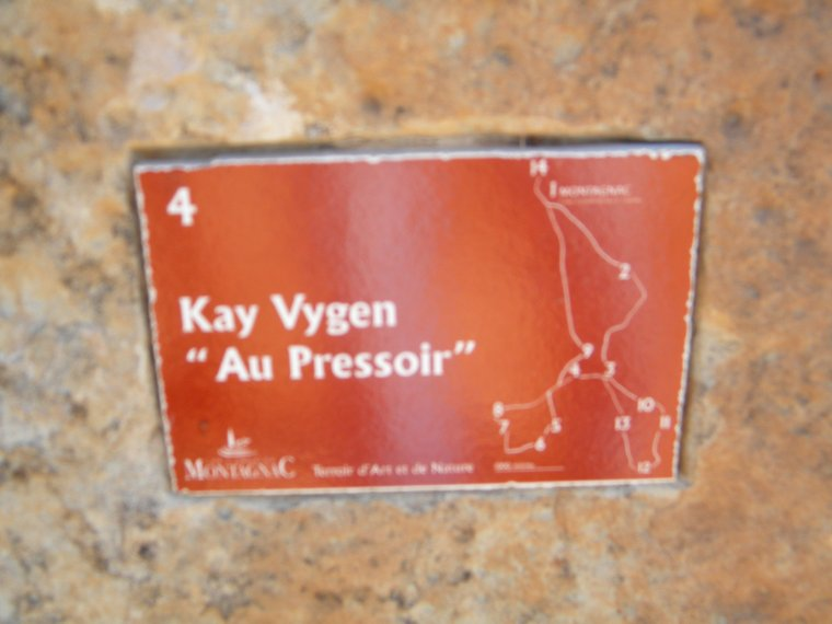 Entre Pierres et Pressoir