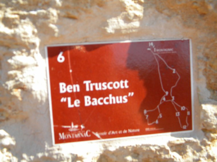 Entre Pierres et Bacchus