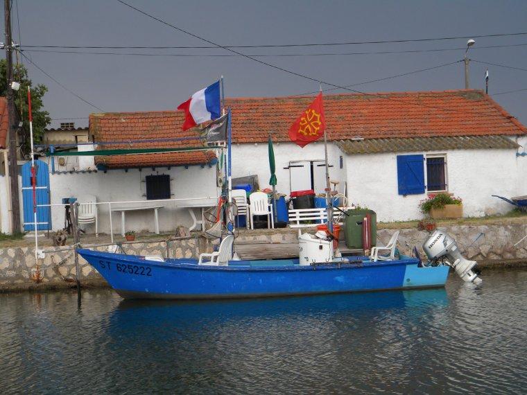 Entre Pierres et Barques