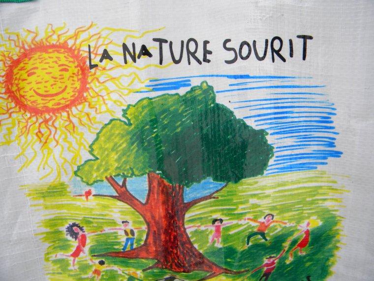 La Nature Sourit ...