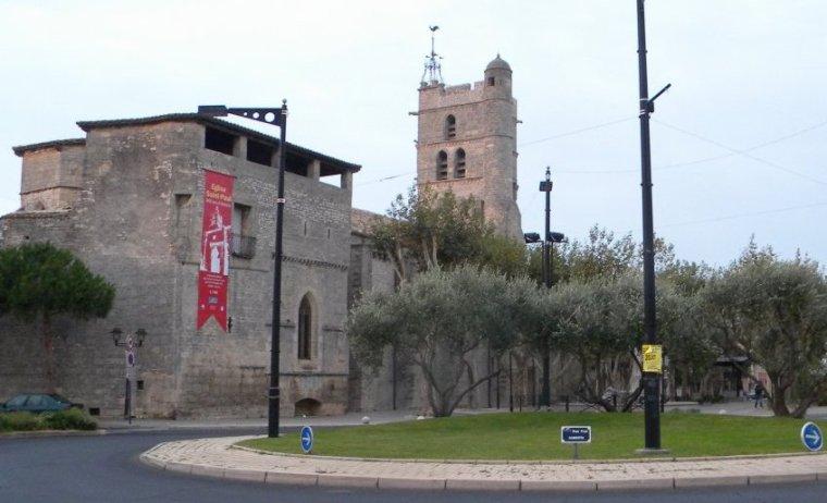 La Croix de la Mission à Frontignan