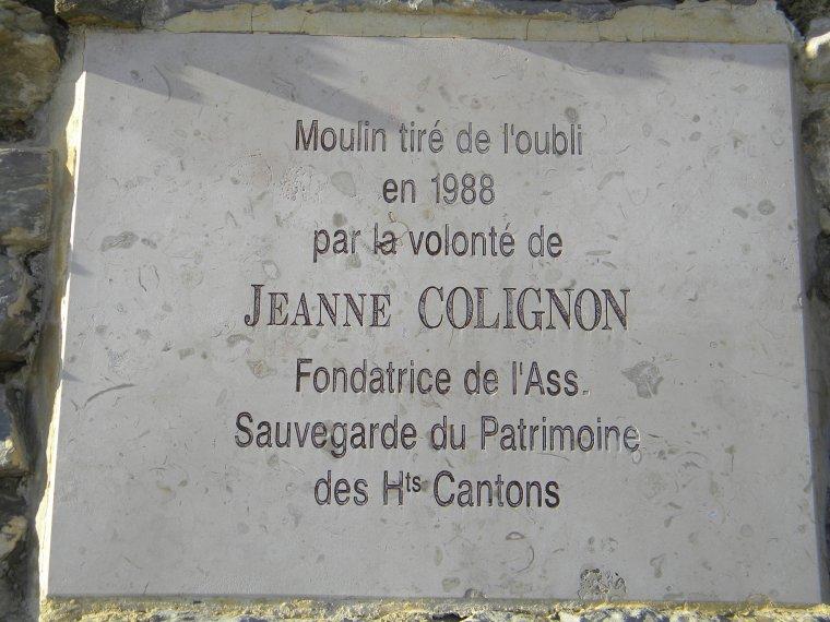 Le Moulin de Jeanne ...à Faugère