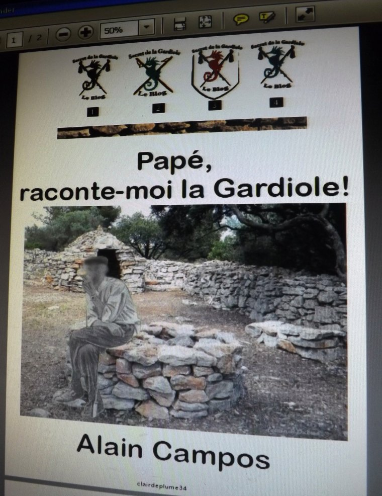 La nouvelle Revue des Secrets de la Gardiole va bientot paraitre ...