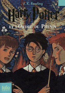 Harry Potter tome 5