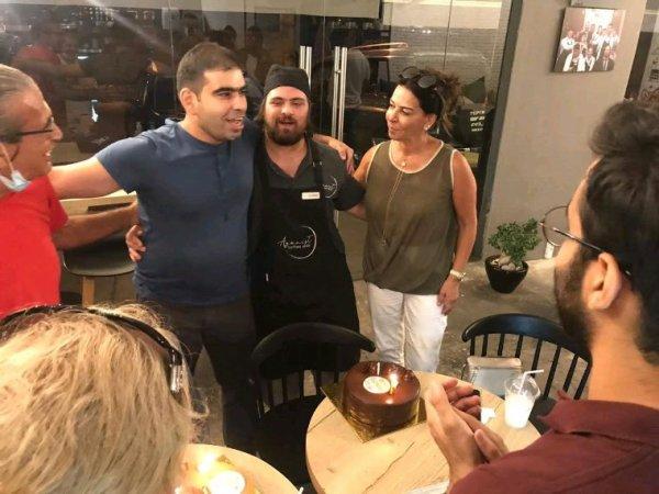 Birthday of Charbel Chedid