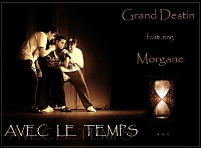 Le plus beau des combats / Avec le temps (Feat Morgane) (2011)