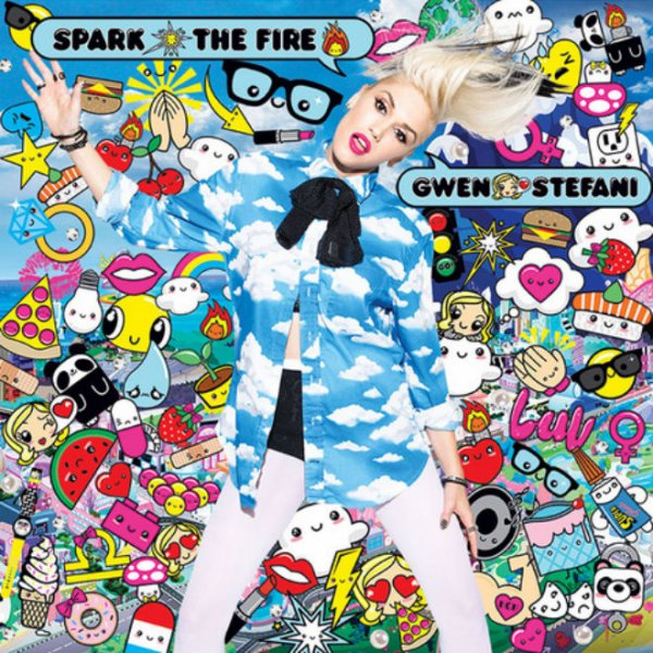 Gwen Stefani - Spark The Fire (2014)