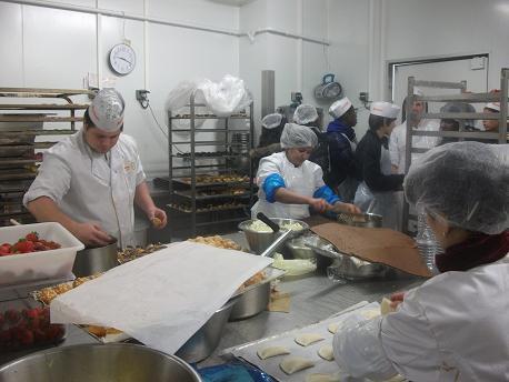 mes amis ds usine de gâteaux