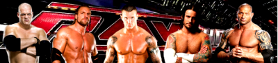 Match VS Raw ( Jeu )