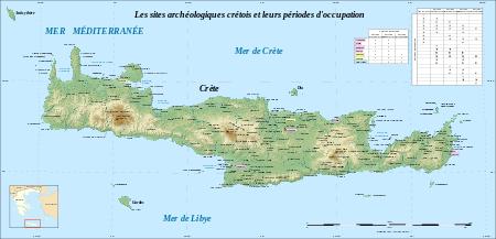 Le Palais de Cnossos et La Civilisation Minoenne