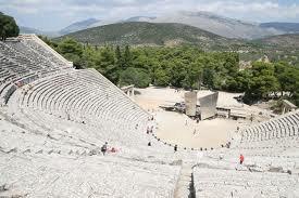 Le Théâtre d'Epidaure et ses vertues Médicinales