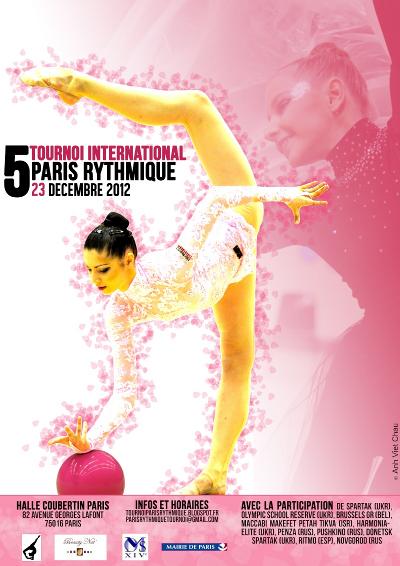 Paris Rythmique 2012
