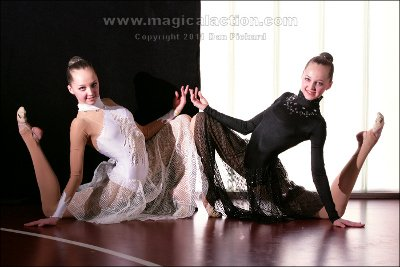 Viktoria et Olga Bogdanova