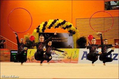 Reportage championnat de France DN DF à Arnas
