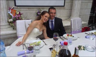 Mariage de Silviya Miteva !