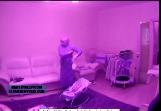 فيديو خطير : أم تركت ابنها مع خادمة وذهبت للعمل و ركبت كاميرا خفية لمراقبتها شاهد ماذا فعلت