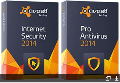 Anti-virus Avast! 2014 9.0.2018.391 Final