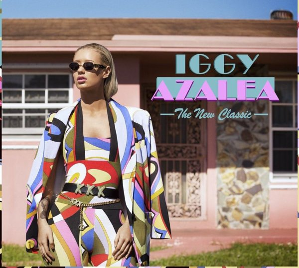 album Iggy Azalea - The New Classic (Deluxe Edition) (2014)    Total Size : 116MB