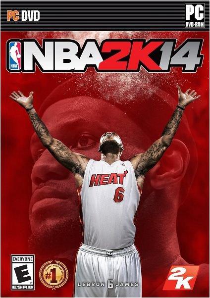 jeu PC NBA2K 14