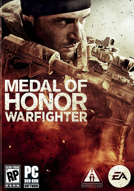 Jeu PC Medal of Honor - Warfighter