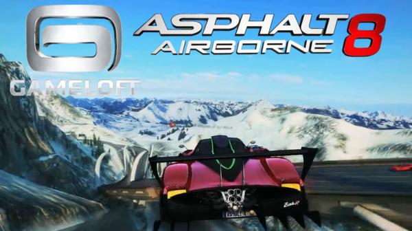 Asphalt 8 Hack FREE Download Updated 2014