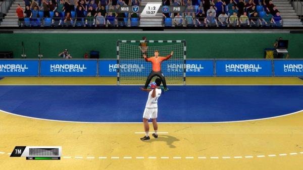 Le Jeu IHF Handball Challenge 14 - SKIDROW