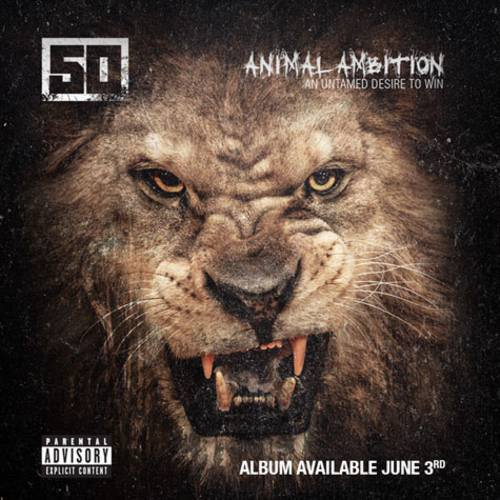 Album Cent 50  Animal Ambition