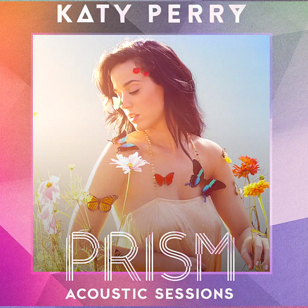 "New album Katy Perry ""PRISM 2014"""