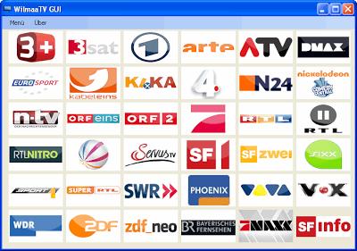 تشغيل القنوات الالمانية على برنامج VLC