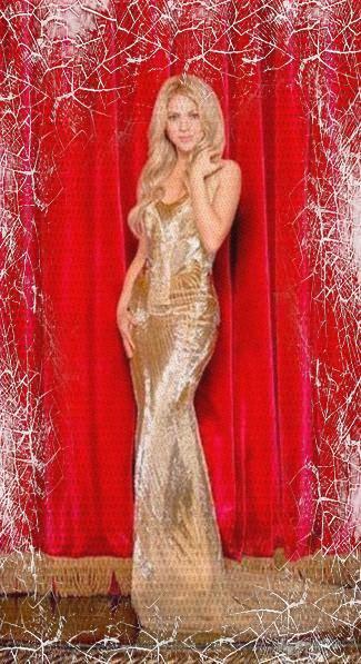 Shakira expose son corps de rêve