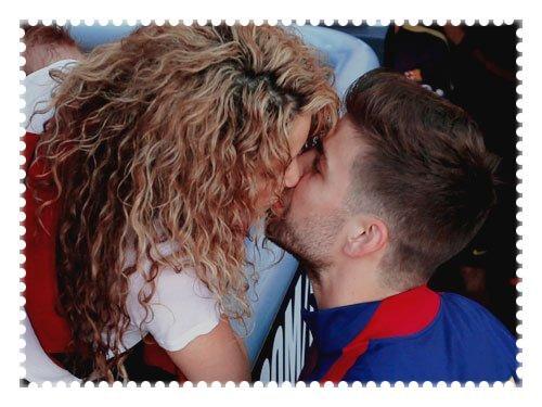 Shakira : une femme épanouie