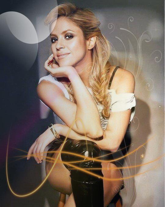 Des clichés sexy de Shakira à découvrir & à commenter éventuellement