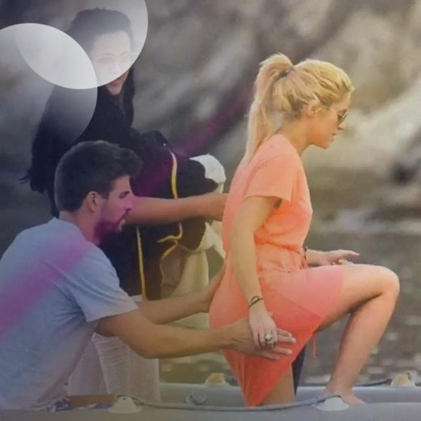 Amour et complicité entre Shakira et Gérard Piqué au quotidien