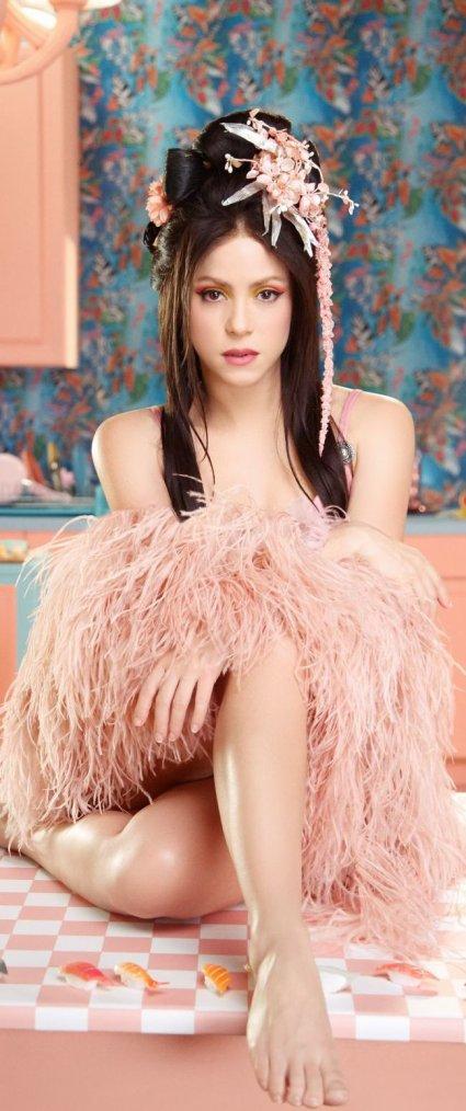 Visionnez les plus belles photos Hot de Shakira 2020