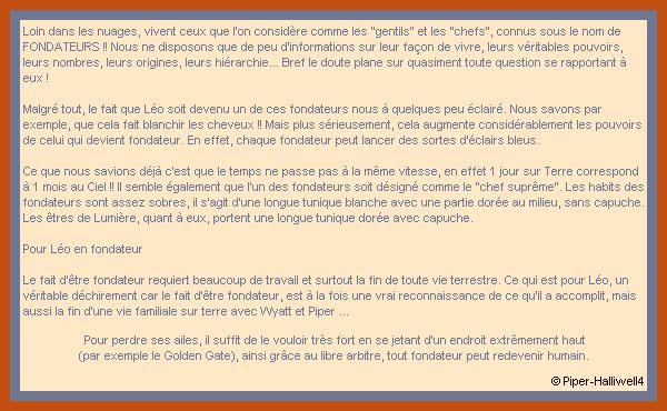 ____# article 12___________::_Les Fondateurs sur Piper-Halliwell4_::___________Piper-Halliwell4 __ __|_création_|_décoration_|_newsletter_|_sommaire___|__ << J'ai tout essayé... >>__:__Bonne Visite_m