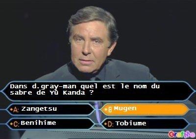 C'est mon dernier mot Jean-Pierre XD