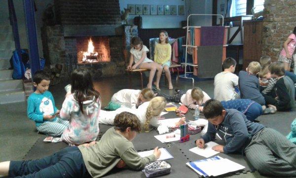 Classes vertes - Jour 4 (suite)