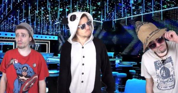 Instant Panda SLG / La Danse du Panda (2014)