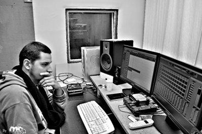 En studio !!