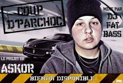 Mixtape COUP D'PARCHOK !