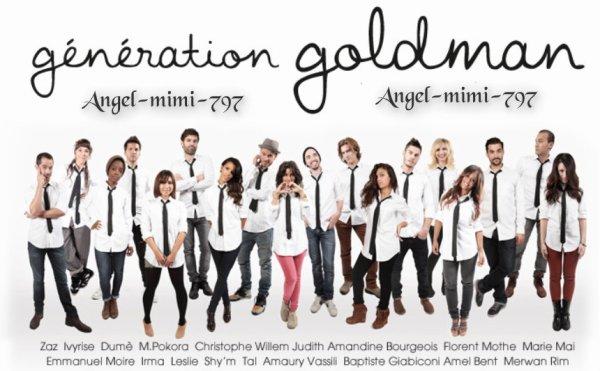 Génération Goldman ~ Famille